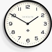 Newgate Clocks Echo Number 1 Analogue Wall Clock,