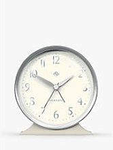 Newgate Clocks Hotel Mantel Clock, Linen Grey