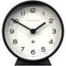 Newgate Clocks - M Mantel Clock - Cave Black