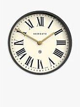 Newgate Clocks Mr Butler Roman Numeral Analogue