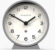 Newgate Clocks Silent Sweep Analogue Mantel Clock,