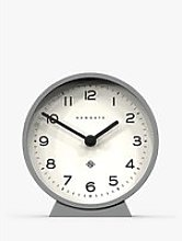 Newgate Clocks Silent Sweep Analogue Mantel Clock,