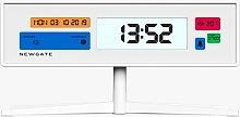 Newgate Clocks Supergenius LCD Digital Alarm