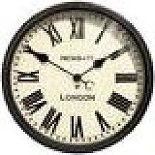 Newgate Clocks - The Battersby Wall Clock - Large