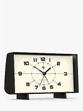 Newgate Clocks Wideboy Analogue Alarm Mantel