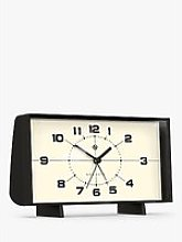 Newgate Clocks Wideboy Silent Sweep Analogue Alarm