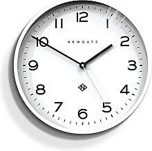 NEWGATE® Echo Number Three Modern Wall Clock Wall