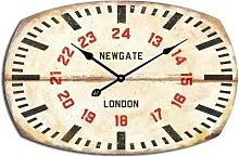 Newgate London Xl Wall Clock Williston Forge