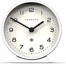 NEWGATE® M Mantel Silent Sweep Mantel Clock - No
