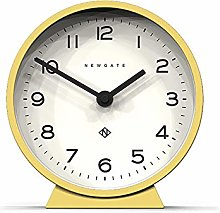 NEWGATE® M Mantel Silent Sweep Mantel Clock - No