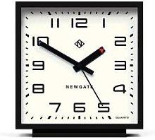 Newgate - Newgate Amp Mantel Clock in Black and