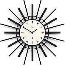 NEWGATE® Stingray Wall Clock | Modern | Cream &