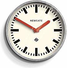NEWGATE® The Luggage Metal Wall Clock (Red)