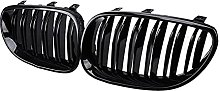 NEWGloss Black Car Front Kidney Grille Grill for