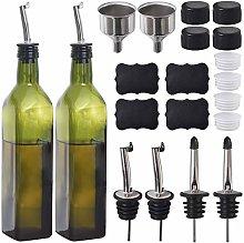 Newk Olive Oil Bottle, 500 ml Glasses Oil &