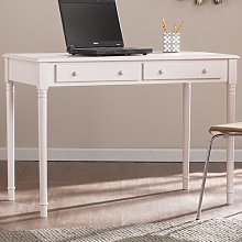 Newlin Desk ClassicLiving Colour: Pink