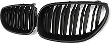 NEWMatte Black Car Front Kidney Grille Grill