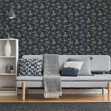 Newquay 10m x 52cm Matte Wallpaper Roll August