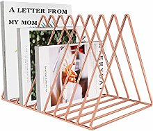 Newspaper Magazine Holder Triangle Shape Document