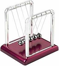 Newtons Cradle Steel Balance Balls Physics Science