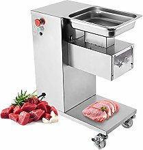 NEWTRY Commercial Meat Slicer 1102LBS/H 550W