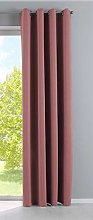 NewYork 201920600 Opaque Curtain with Eyelets 225