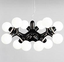 next DNA Chandelier XL - chandelier in black