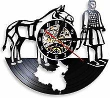 Next Life Retro Art Wall Clock Xi'an China