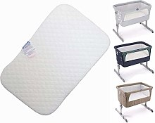 Next to me chicco Deluxe Crib Mattress Compatible