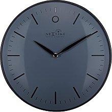 NeXtime Radio Controlled Wall Clock 30 cm Glamour