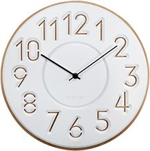 NeXtime Taimingu Wall Clock Japanese Design