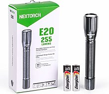 NEXTORCH LED Flashlight Torch for Camping