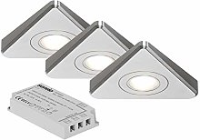 Nexus TrioTone™ - Under Cabinet Spot Light - 3 Ki