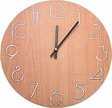 NEYOANN Wall Clock Living Room Minimalist Modern