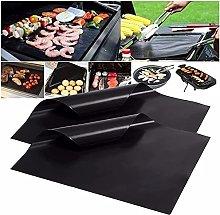 NFRMJMR BBQ grill mat B-B-Q Non-stick BBQ Grill