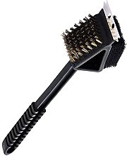 NHBETYS 3-in-1 Barbecue Cleaning Brush -Ccopper