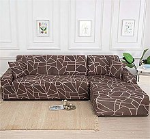 NHBTGH Stretchy Sofa Cover Green Slipcovers