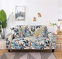 NHBTGH Stretchy Sofa Cover Leaves Slipcovers