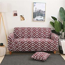 NHBTGH Stretchy Sofa Cover Red Slipcovers