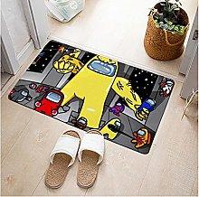 NHGBV Rug Among Us Anime Rug Living Room Carpet