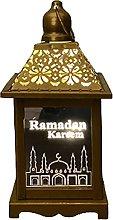 NHP Wrought iron led lights for Ramadan, Ramadan