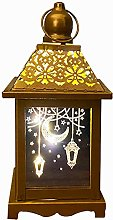 NHP Wrought iron led lights for Ramadan, Ramadan