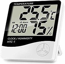 NIAGUOJI Indoor LCD Digital Thermometer