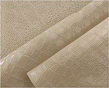 NIANTONG Crocodile Pattern Faux Leather Upholstery
