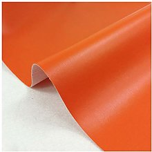 NIANTONG Upholstery Faux Leather Fabric by The