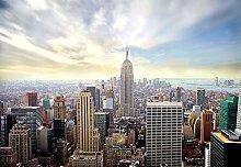 Nice walls Wall Mural - SKYLINE NEW YORK -
