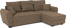 Nicea Corner Sofa Bed With Storage-Sawana 25