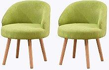 NICEME 2 Pcs Small Tub Chair Lounge Chair, Sofa