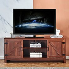 NICEME TV Stand Cabinet Storage Cabinet Media