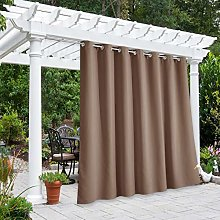 NICETOWN Outdoor Divider Curtain Waterproof for